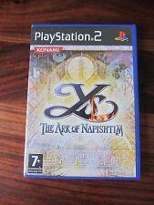 YS - THE ARK OF NAPISHTIM                 -----   pour PS2 ----
