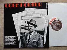 Cole Porter – Sonny Rollins Quartet, Bill Evans Trio, Stan Getz, Red Norvo...LP