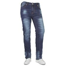 Herren Jeanshose Slim Fit Stretch Super Flex Denim Ganzjahresartikel Pants