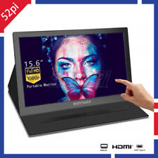 Portable Touchscreen Monitor 15.6 inch 1920×1080 Full HD IPS HDMI LCD Display