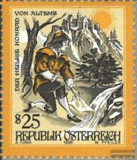 Österreich 2257 (kompl.Ausg.) gestempelt 1998 Sagen und Legenden
