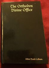 Orthodox Divine Office (Western Rite Breviary)