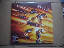 Judas Priest-potencia de fuego - 2 Lp Vinilo Edición Limitada Naranja/Negro Nuevo Sellado