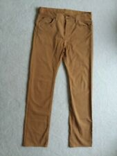 7 for All Mankind Jeans 7 for All Mankind Standard Khaki Pants Size 33 Inseam:36