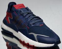 Adidas Originals Nite Jogger Men's Tech Indigo Lifestyle Shoes Casual Sneakers