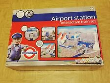 Underground Ernie Airport Station Interactive Train Set Age 3+ Battery operated