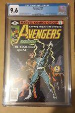 Avengers 185 Cgc 9.6