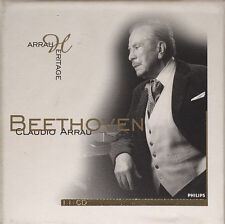 Beethoven - Arrau Heritage CDx11