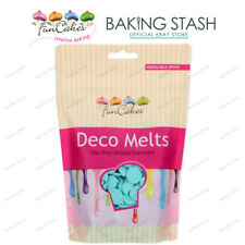 Fun Cakes Candy Melts - Deco Melts Cake Pop Chocolate Buttons - 250g All Colours