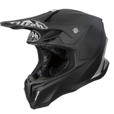 CASCO DA MOTO PER CROSS ENDURO AIROH TWIST COLOR NERO OPACO  2019 TAGLIA M