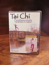 Tai Chi Fundamentals DVD, New and Sealed, for Mastering Basics, with Tricia Yu