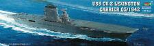 Trumpeter 05608 - 1:350 Flugzeugträger USS Lexington CV 2 - Neu