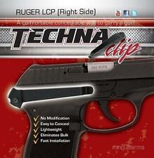 Techna Clip Ruger LCP (Right Side) - Pocket Holster Retention Belt Clip LCPBR