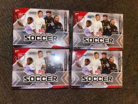 2021 Topps Major League Soccer MLS Blaster Box Lot Of 4 SEALED BRAND NEW! ⚽️🔥