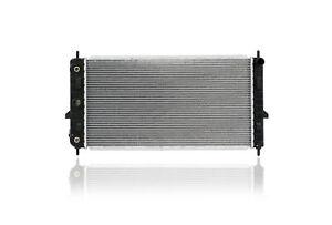 Radiator Koyorad For 2765 04-08 Malibu/Maxx 4Cy 2.2L PTAC 1-Row(With Oil Cooler)