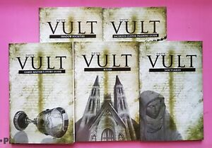 DEUS VULT COLLECTION - LEGEND RPG 12th CENTURY ROLEPLAYING MONGOOSE STUDIO2 NEW