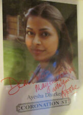6x4 Hand Signed Photo of Ayesha Dharker - Star Wars Queen Jamilla