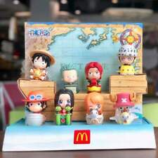 Onepiece Anime Mc Donalds Toys from Thailand