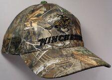 Hat Cap Licensed Winchester Realtree Camo Mesh OC
