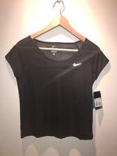Nike Black Top Mesh Size XS Women's