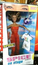 Spice Girls, Scary Spice Doll, On Stage - African American By Galoob 1998