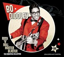 Rock 'n' Roll Master Blaster by Bo Diddley (CD, Sep-2013, 2 Discs, Metro Select)