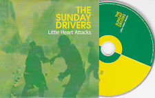 CD CARTONNE CARDSLEEVE COLLECTOR 11T THE SUNDAY DRIVERS LITTLE HEART ATTACKS