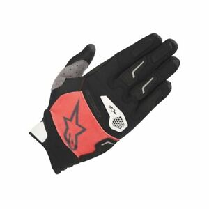 ALPINESTARS DROP PRO GLOVE 2019: RED/BLACK S