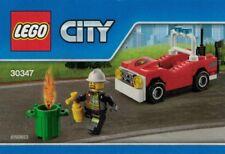LEGO CITY incendie voiture 30347 tout neuf emballé