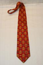 Exclusive VALENTINO Krawatte 100% Seide Designer VINTAGE RARE! Made in Italy