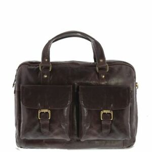 Cobb & Co Soho Mini Leather Briefcase  All Business Bags