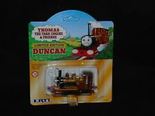 THOMAS THE TANK ENGINE ERTL DUNCAN LIMITED EDITION METALLIC PAINT .