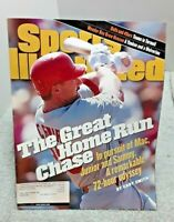 Sports Illustrated Magazine Mark McGwire St Louis Cardinals August 3 1998