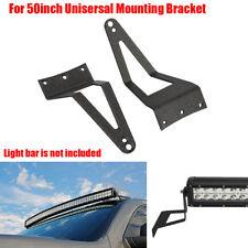 "50"" Curved Straight LED Light Bar Mount Bracket Holder For Ford F250/F350/F450"