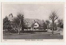 Roumania Crescent Craig Y Don Vintage Tuck RP Postcard 734b