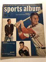 1950 Sports Album STAN MUSIAL Ben HOGAN Joe MAXIM Ezzard CHARLES