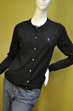 Polo Ralph Lauren Solid 100% Cotton Cardigan Women's Sweaters | eBay