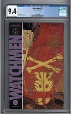 Watchmen #5 — Cgc 9.4 — Alan Moore — 01/1987