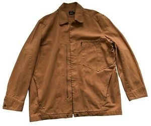 Paul Smith RED EAR Brown Heavy Denim Jacket