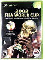 *FREE SHIPPING* 2002 FIFA World Cup (Microsoft Xbox, 2002) No Manual