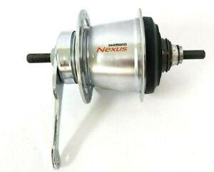 Shimano Nexus Internal hub gear 7 speed SG-3001-7C Coaster Brake Silver 32H