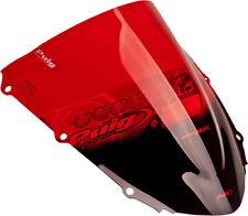 PUIG RACING WINDSCREEN RED CBR 1000RR '04 Fits: Honda CBR1000RR