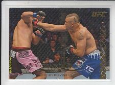 Topps Chuck Liddell Original Mixed Martial Arts Cards