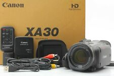 【NEAR MINT IN BOX】Canon XA30 HD Professional Camcorder Video Camera #FedEx#JAPAN
