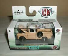 m2 machines AUTO-TRUCKS  1958 gmc stepside 4x4 truck 1 of 6.888,R54 NEW