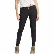 New listing New NWT Womens Prana Pants Essex 6 Pockets Black Skinny Organic