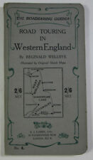 1914 Vintage Road Touring in Western England by Reginald Wellbye First Edition