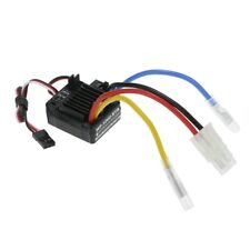 WP-1060-RTR Waterproof 2S-3S 60A Brushed ESC for 1/10 Tamiya Traxxas Redca L4S5