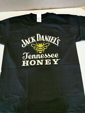 JACK DANIELS TENNESSEE HONEY SIZE MED WINGMAN 100% COTTON T SHIRT NEW