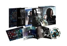 USED Underworld awakening Limited Collector's BOX 3D & 2D Blu-ray Set 2 Disc F/S